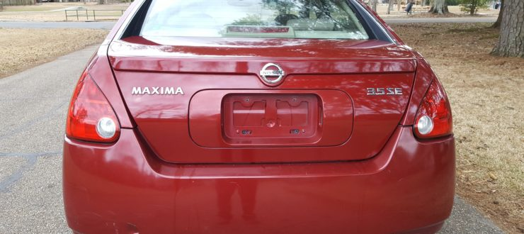 maxi,a rear