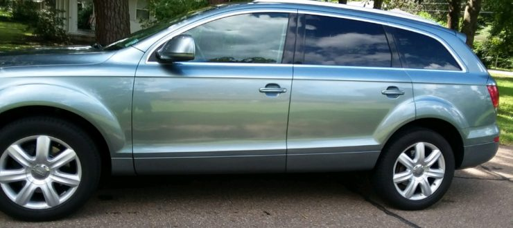 Audi Q7 Premier AWD 2007   Auto Connect Baton Rouge